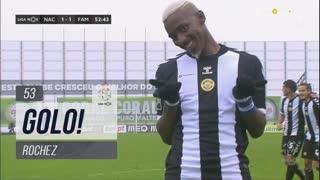 GOLO! CD Nacional, Rochez aos 53', CD Nacional 1-1 FC Famalicão
