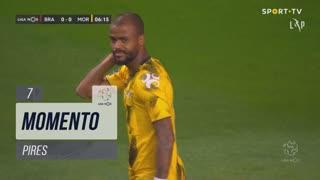 Moreirense FC, Jogada, Pires aos 7'