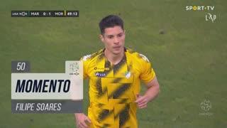 Moreirense FC, Jogada, Filipe Soares aos 50'