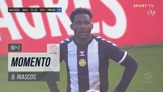 CD Nacional, Jogada, B. Riascos aos 90'+1'