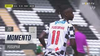 Boavista FC, Jogada, Yusupha aos 20'
