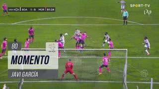 Boavista FC, Jogada, Javi García aos 80'