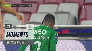 Rio Ave FC, Jogada, Gelson Dala aos 21'