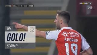 GOLO! SC Braga, Sporar aos 85', SC Braga 3-0 Vitória SC