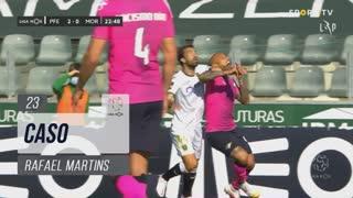 Moreirense FC, Caso, Rafael Martins aos 23'
