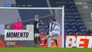 FC Porto, Jogada, Sérgio aos 42'