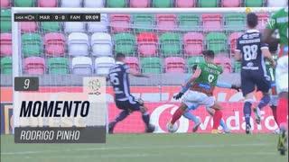 Marítimo M., Jogada, Rodrigo Pinho aos 9'