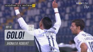 GOLO! FC Famalicão, Jhonata Robert aos 90'+4', FC Famalicão 2-2 Boavista FC