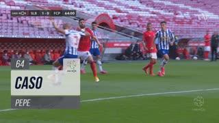 FC Porto, Caso, Pepe aos 64'