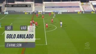 FC Porto, Golo Anulado, Evanilson aos 90'