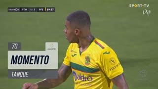 FC P.Ferreira, Jogada, Tanque aos 70'