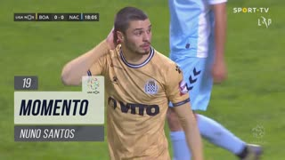 Boavista FC, Jogada, Nuno Santos aos 19'
