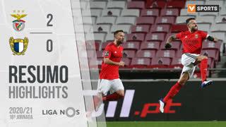 I Liga (18ªJ): Resumo SL Benfica 2-0 FC Famalicão