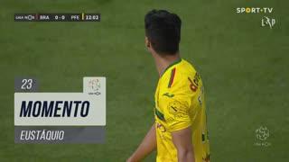 FC P.Ferreira, Jogada, Eustáquio aos 23'