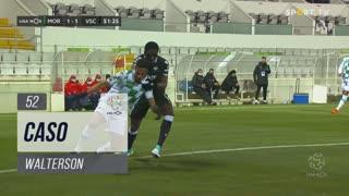 Moreirense FC, Caso, Walterson aos 52'