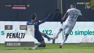 FC Famalicão, Penálti, Anderson aos 18'
