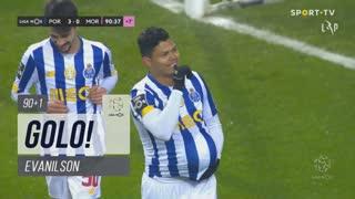 GOLO! FC Porto, Evanilson aos 90'+1', FC Porto 3-0 Moreirense FC