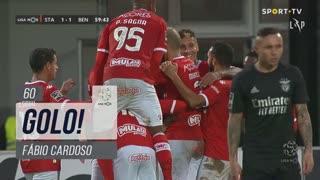 GOLO! Santa Clara, Fábio Cardoso aos 60', Santa Clara 1-1 SL Benfica