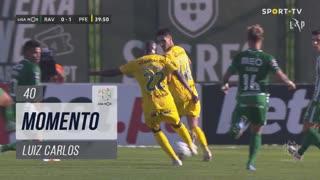 FC P.Ferreira, Jogada, Luiz Carlos aos 40'
