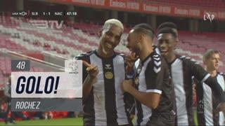 GOLO! CD Nacional, Rochez aos 48', SL Benfica 1-1 CD Nacional
