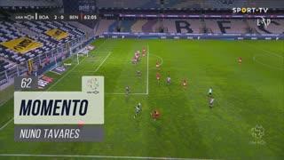 SL Benfica, Jogada, Nuno Tavares aos 62'