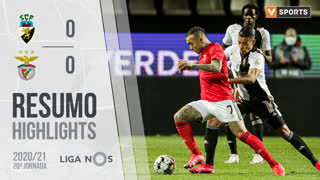 I Liga (20ªJ): Resumo SC Farense 0-0 SL Benfica