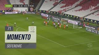 SL Benfica, Jogada, Everton aos 71'