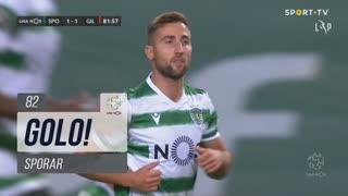 GOLO! Sporting CP, Sporar aos 82', Sporting CP 1-1 Gil Vicente FC