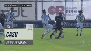 CD Tondela, Caso, Filipe Ferreira aos 29'
