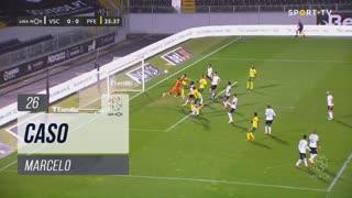 FC P.Ferreira, Caso, Marcelo aos 26'
