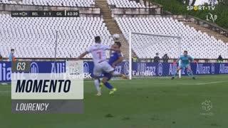 Gil Vicente FC, Jogada, Lourency aos 63'