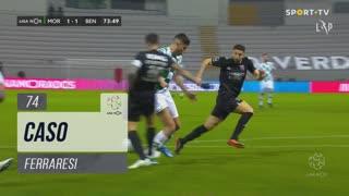 Moreirense FC, Caso, Ferraresi aos 74'
