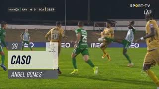 Boavista FC, Caso, Angel Gomes aos 39'