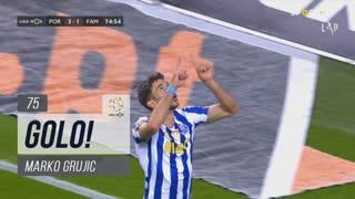 GOLO! FC Porto, Marko Grujic aos 75', FC Porto 3-1 FC Famalicão