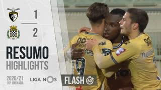 Liga NOS (16ªJ): Resumo Flash Portimonense 1-2 Boavista FC