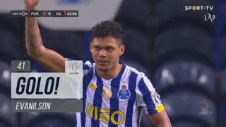GOLO! FC Porto, Evanilson aos 41', FC Porto 1-0 Gil Vicente FC