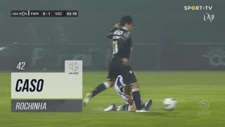 Vitória SC, Caso, Rochinha aos 42'