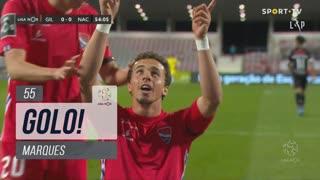 GOLO! Gil Vicente FC, Marques aos 55', Gil Vicente FC 1-0 CD Nacional
