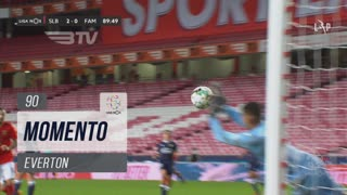 SL Benfica, Jogada, Everton aos 90'