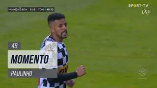 Boavista FC, Jogada, Paulinho aos 49'