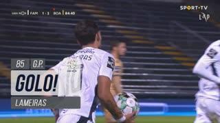 GOLO! FC Famalicão, Lameiras aos 85', FC Famalicão 1-2 Boavista FC