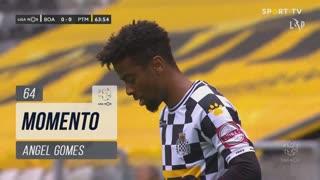 Boavista FC, Jogada, Angel Gomes aos 64'