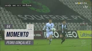 Sporting CP, Jogada, Pedro Gonçalves aos 64'