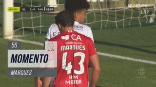 Gil Vicente FC, Jogada, Marques aos 56'