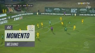 Rio Ave FC, Jogada, Meshino aos 44'