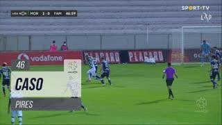Moreirense FC, Caso, Pires aos 46'