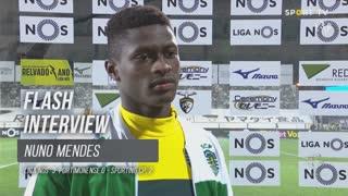 Nuno Mendes: