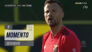 SL Benfica, Jogada, Seferovic aos 9'
