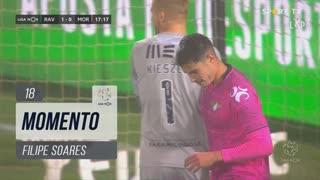 Moreirense FC, Jogada, Filipe Soares aos 18'