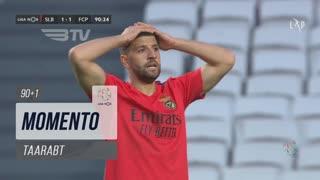 SL Benfica, Jogada, Taarabt aos 90'+1'